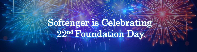 Softenger is celebrating 22nd Foundation Day